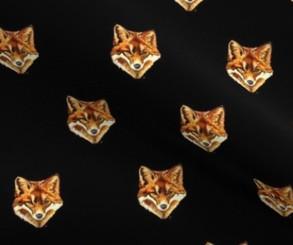 Fox-Black