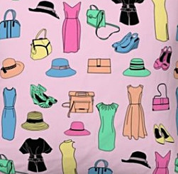 Hats Dresses Purses