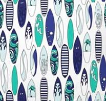 Surfboards -Blues
