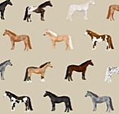 Horses-Quarter