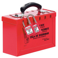 Group Lock Box, Portable