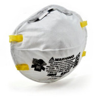 3M Disposable Respirator, N95