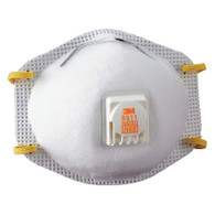 3M Disposable Respirator w/ Exhale Valve, P95