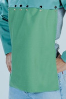 Flame-Retardant Cotton Sleeves, Apron and Bibs