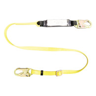 6' Adjustable Lanyard w/ Shock Absorber