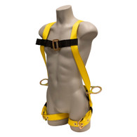 Full Body Harness, T&B Legs,  Universal
