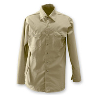 FR Work Shirt, Khaki Ultra Soft