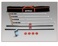 ZipWall Barrier Package