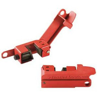 Grip-Tight Circuit Breaker Lockout, Wide & Tall