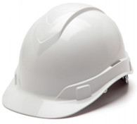 Ridgeline Hard Hat White