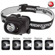 Dual-Light Multi-Function Headlamp