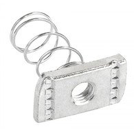 1/2 Stainless Steel Channel Nut w/o Spring