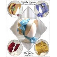 Julia Regency Bonnet Pattern