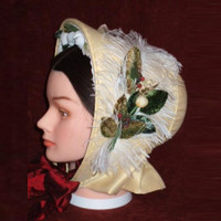 Lavinia Ruth Bonnet Pattern