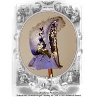 Flora Francine Bonnet Pattern