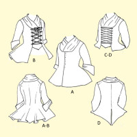 4 styles from 1750 to 1780