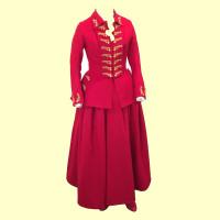 Jacket,  Waistcoat & Petticoat