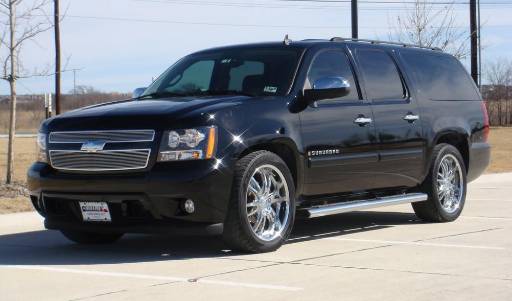 Chevrolet Suburban HD Shocks 2007-2014 2/3 Deluxe Drop Kit ...
