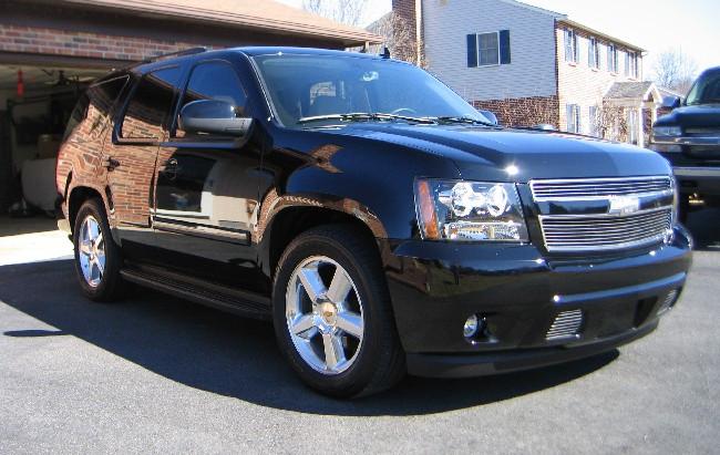 Chevrolet Tahoe 2007-2014 2/3 Economy Drop Kit - McGaughys ...