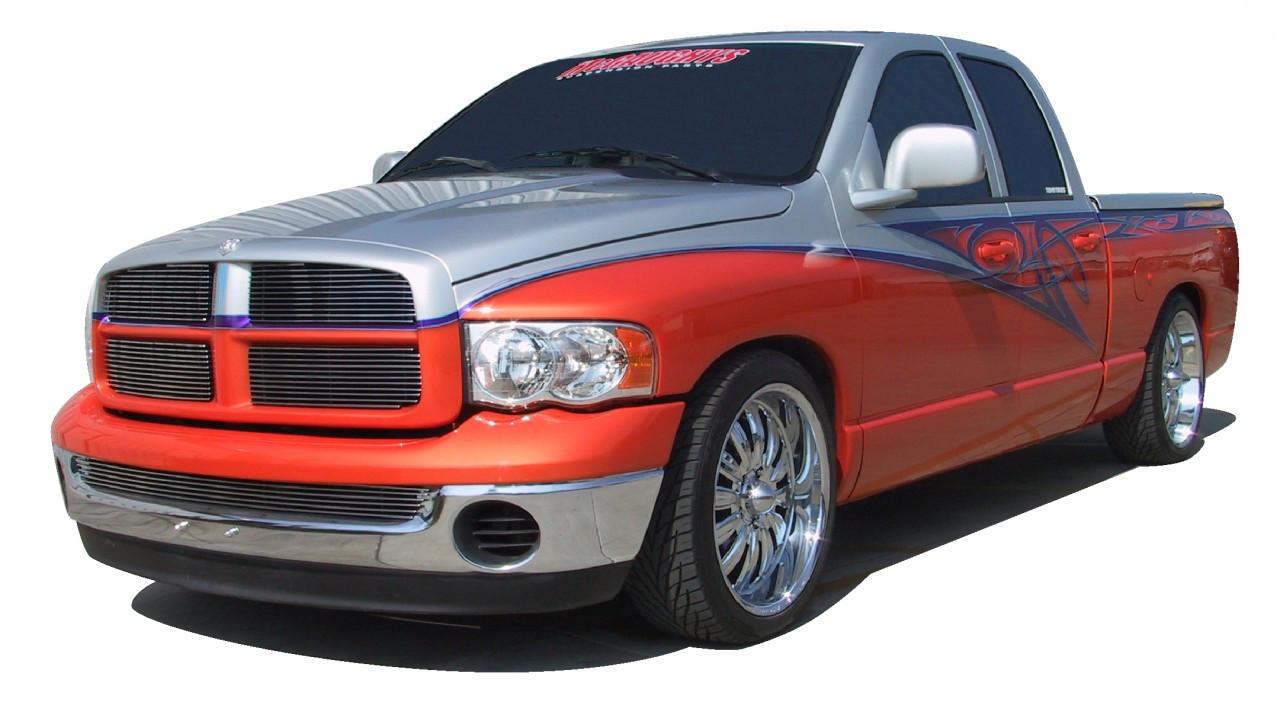 Dodge Ram 1500 Quad Cab 2002-2005 4/6 Deluxe Drop Kit - McGaughys Part# 94006 - Suspension Shop