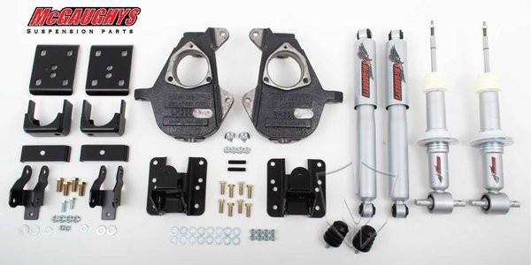 McGaughys GMC Sierra Lowering Kit | Shop Today
