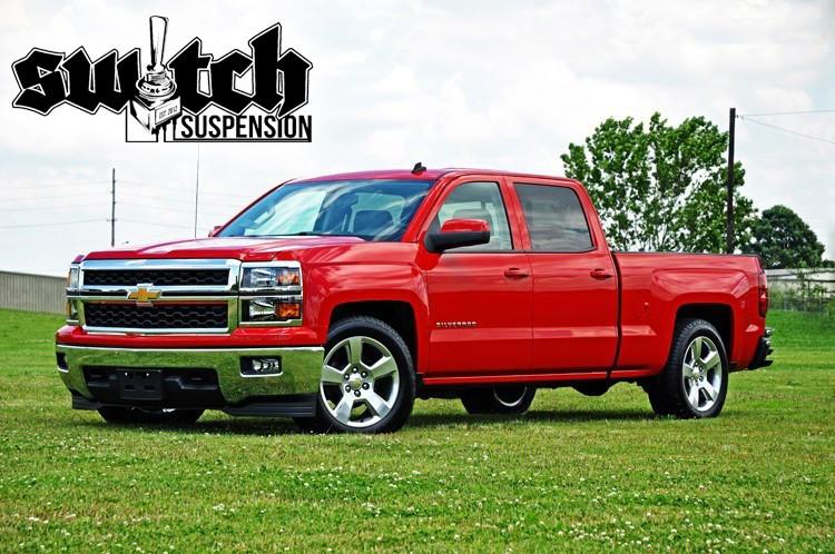 Chevrolet Silverado 1500 2/4wd 2014-2018 2/4 Economy Drop ...