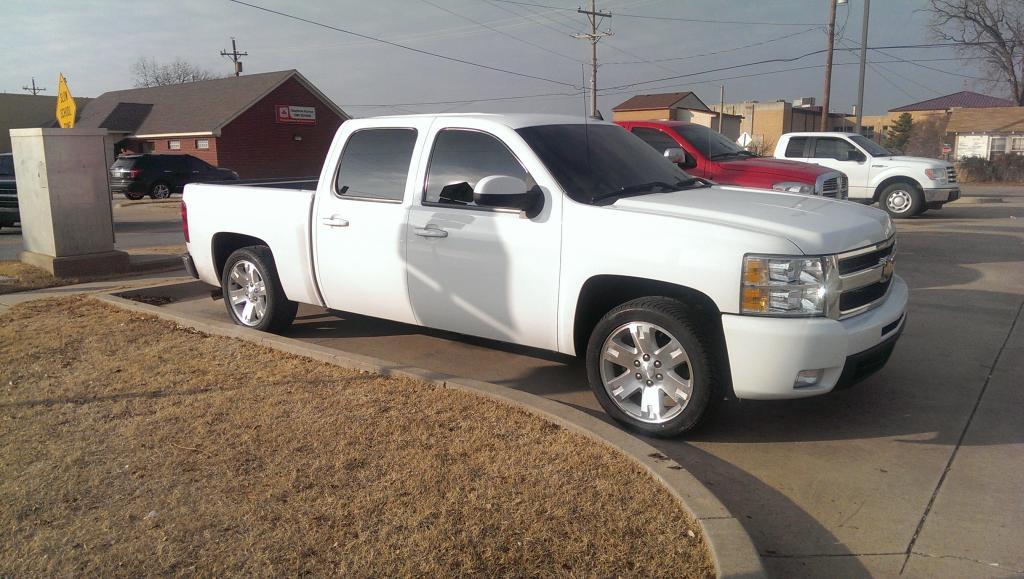 Chevrolet Silverado 1500 2/4wd 2007-2013 2/4 Economy Drop ...
