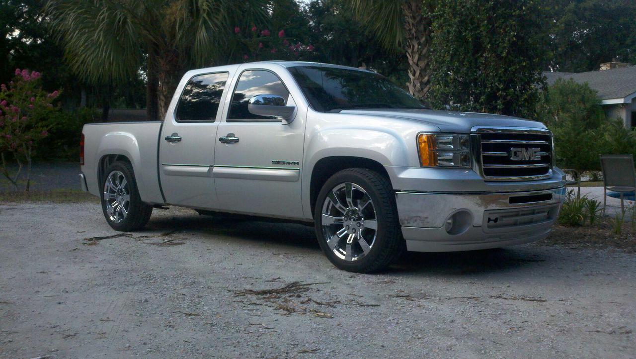 2006 Chevrolet Silverado 1500 Crew Cab >> GMC Sierra 1500 2/4wd 2007-2013 2/4 Economy Drop Kit - Suspension Shop
