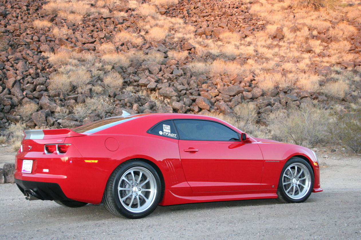 "Chevrolet Camaro 2010-2013 1.25"" Front / 1.5 Rear Drop Kit ..."
