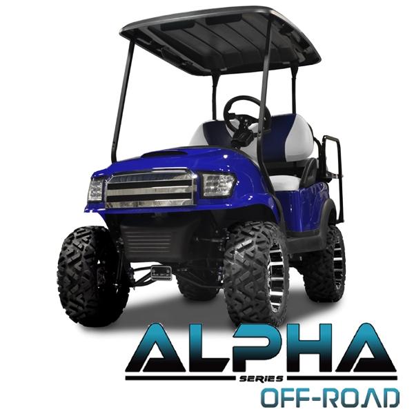 Madjax Alpha Golf Cart Body Kit Cowl Only for Club Car Precedent