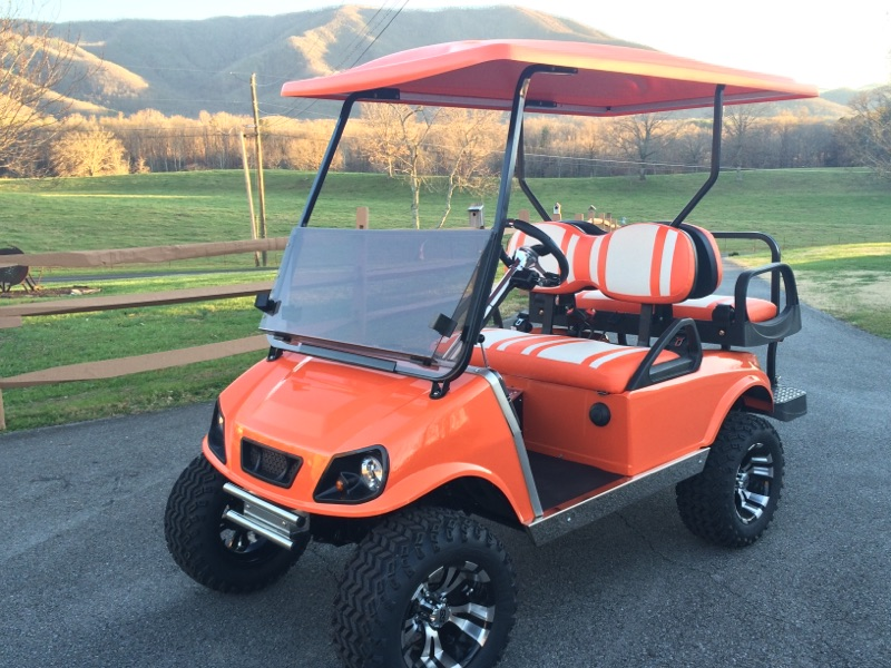 new club car ds spartan body in colors the new doubletake spartan golf cart body kit for the club car ds really upgrades to look of a design that was incorporated in 1989
