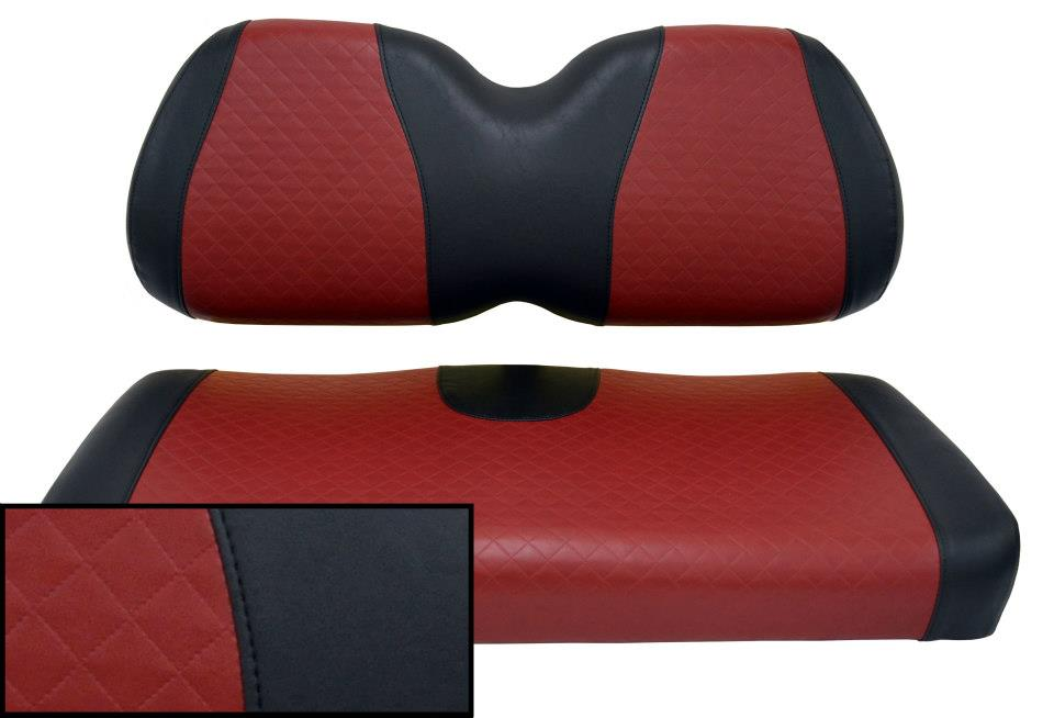 Luxury Golf Cart Seats Extremekartz Com