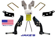 """Jakes CC 6"""" LIFT KIT 1996 1/2-2003 GAS & 1984-2003 ELECTRIC /  STEEL DUST COVER"""