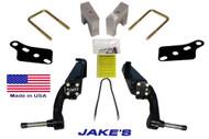Jakes REAR LIFT FOR LK2231/34 REAR RISERS, U-BOLTS, SHOCK MOUNTS & HDW