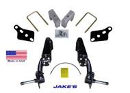 "Jakes CC 6"" LIFT KIT W/4 WHEEL MECHANICAL BRAKES SPINDLE GAS & ELECTRIC"