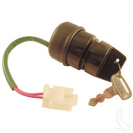 Golf Cart Ignition Key Switch, Yamaha G19/G22 48V Electric 96+