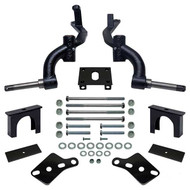 """RHOX Lift Kit, 3"""" Drop Spindle, Club Car DS Gas 94-03.5, Electric 84-03.5"""