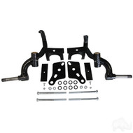 """RHOX Lift Kit, 3"""" Drop Spindle, Club Car DS Gas & Electric 03.5-08"""
