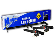 Madjax LAP BELT COMBO (SEAT BELT BAR W/2 LAP BELTS)