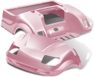 Yamaha Drive Vortex Body Kit in Pink