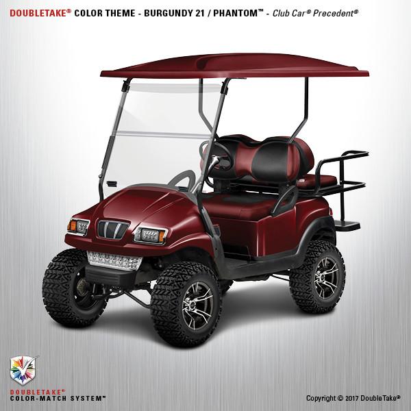 Doubletake Phantom Golf Cart Body For Club Car Precedent