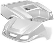 Club Car DS Spartan Golf Cart Body Kit in White Pearl