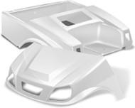 Club Car DS Spartan Golf Cart Body Kit in White
