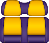 Doubletake FANatic Edition Front Seat Cushion Set Purple-Sun