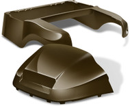 Club Car Precedent Factory Style Golf Cart Body Kit in Metallic Bronze