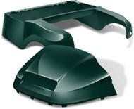 Club Car Precedent Factory Style Golf Cart Body Kit in High Gloss Green