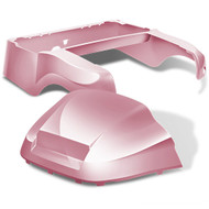 Club Car Precedent Factory Style Body Kit in Pink