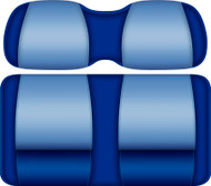 Doubletake Tropical Edition Front Seat Cushion Set Blue-Sky