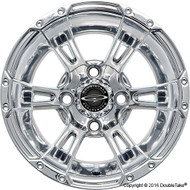 "DoubleTake 12"" Wicked 57 Series Chrome"