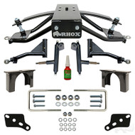 "RHOX Standard A-Arm Lift Kit, 4"" Club Car Precedent"